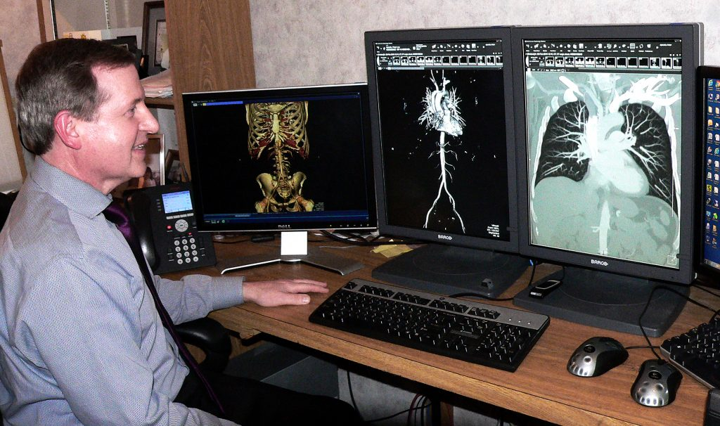 SRMC's cancer-detecting tech ranks with the best   News, Sports, Jobs