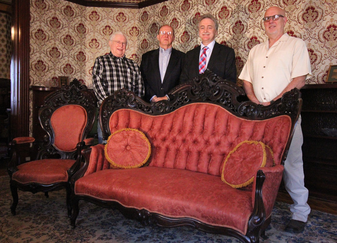 Pre Civil War Furniture Given To Local Museum News Sports Jobs