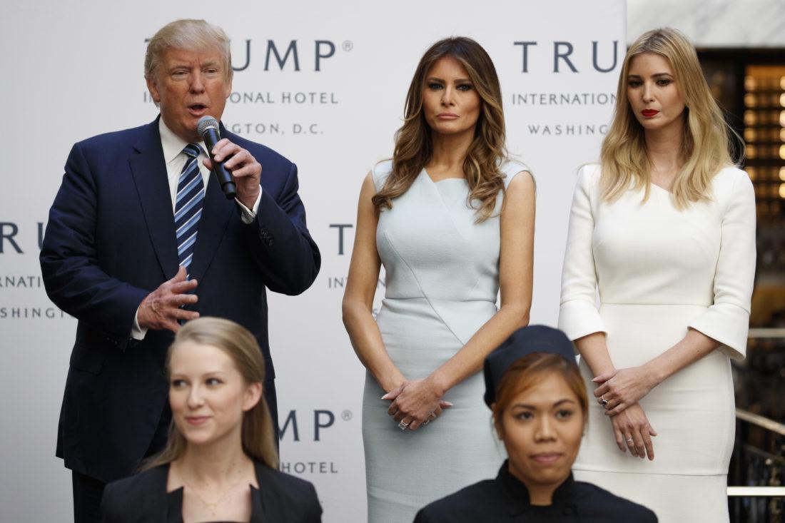 Bà Melania Trump - Quyền lực khó tin của một đệ nhất phu nhân kín tiếng  - Ảnh 3.