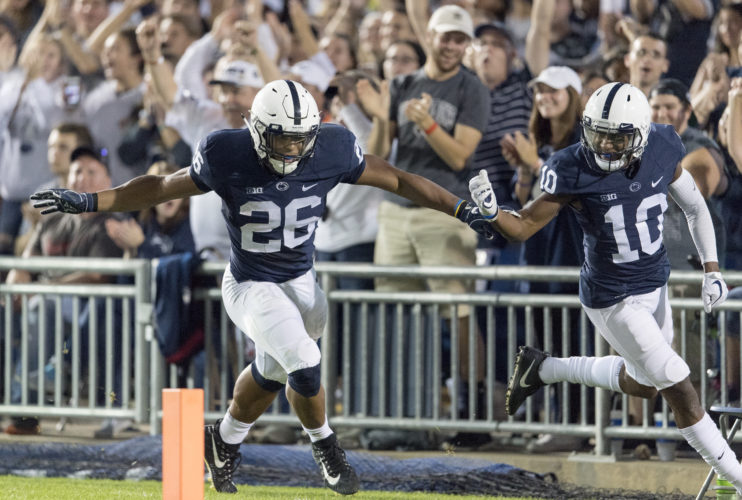 No clouds of dust in Nittany Lions' identity