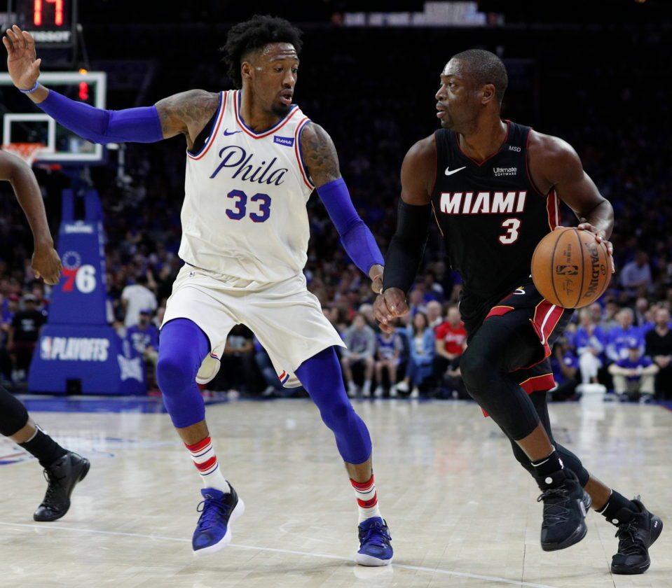 b052a3661 Miami Heat s Dwyane Wade