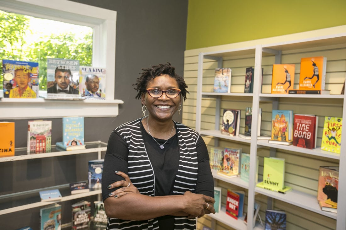 South Bend bookstore promotes diversity through literature