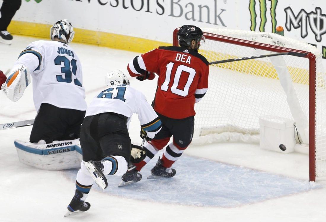 Devils beat Sharks | News, Sports, Jobs - Williamsport Sun