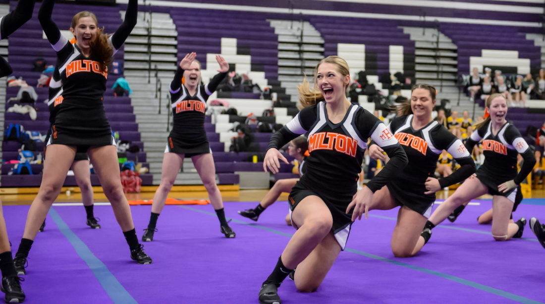 Piaa cheerleading states  pictures