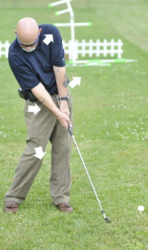 Golf tip of the week: Several ways to initiate downswing