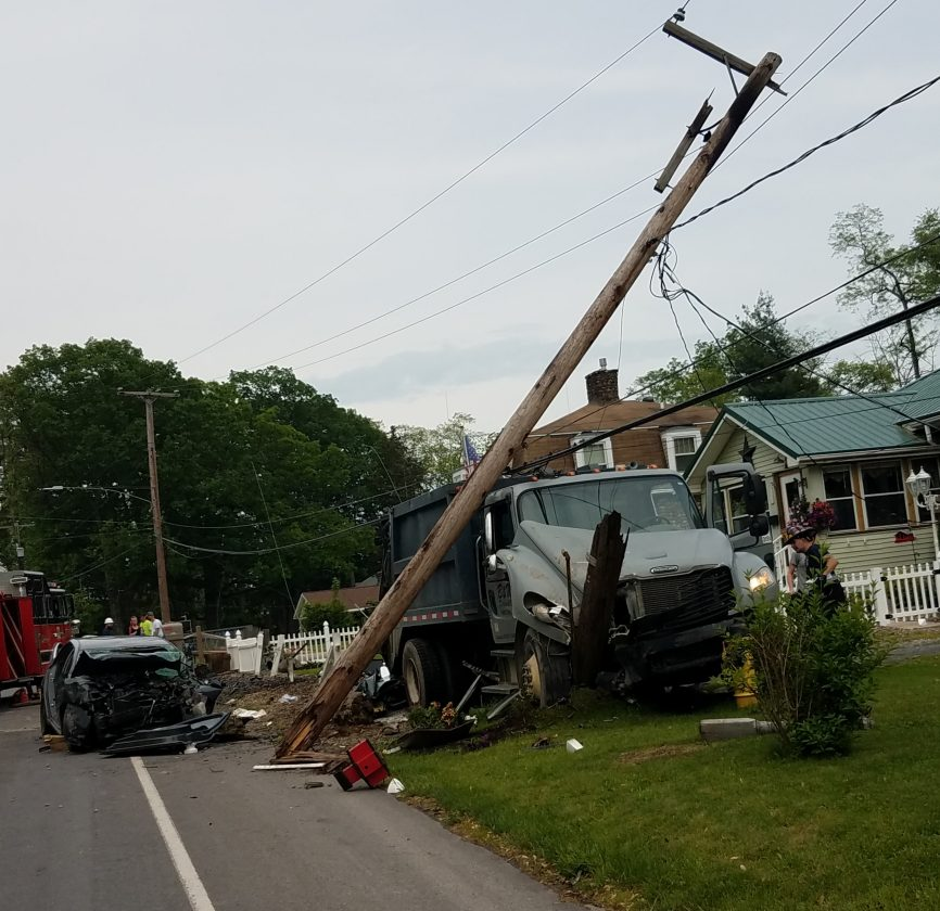 2 seriously injured in 2-vehicle crash | News, Sports, Jobs