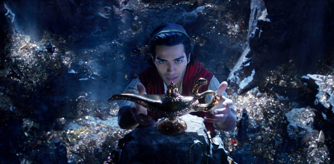 Image result for aladdin in the cave of wonders 2019