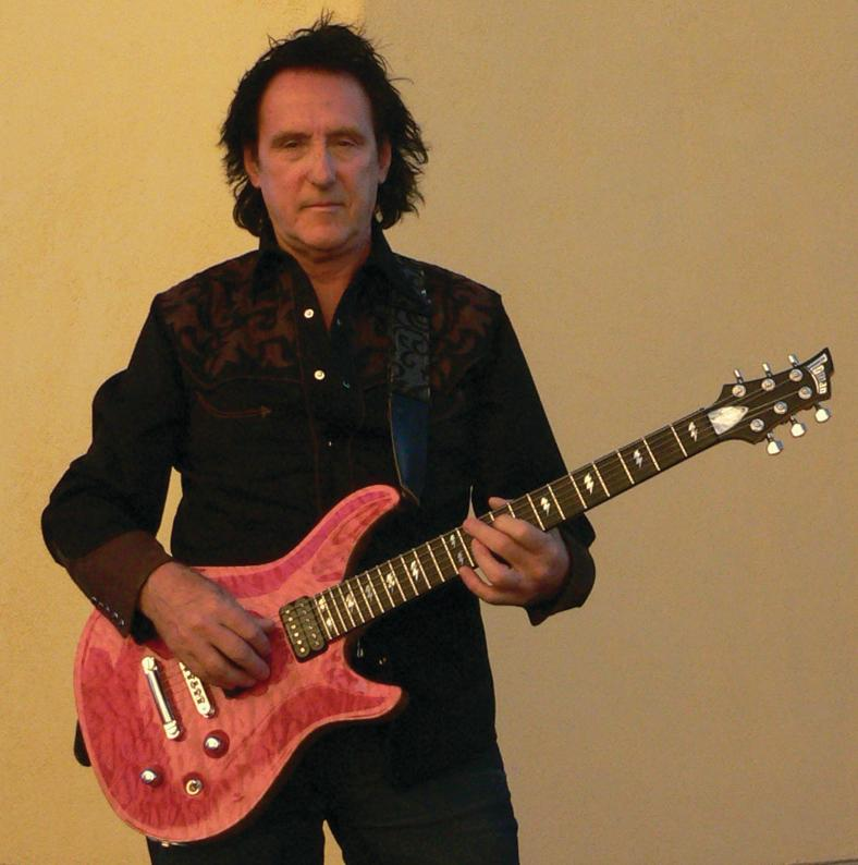 Hall of Fame guitarist Denny Laine bringing 'Songs & Stories
