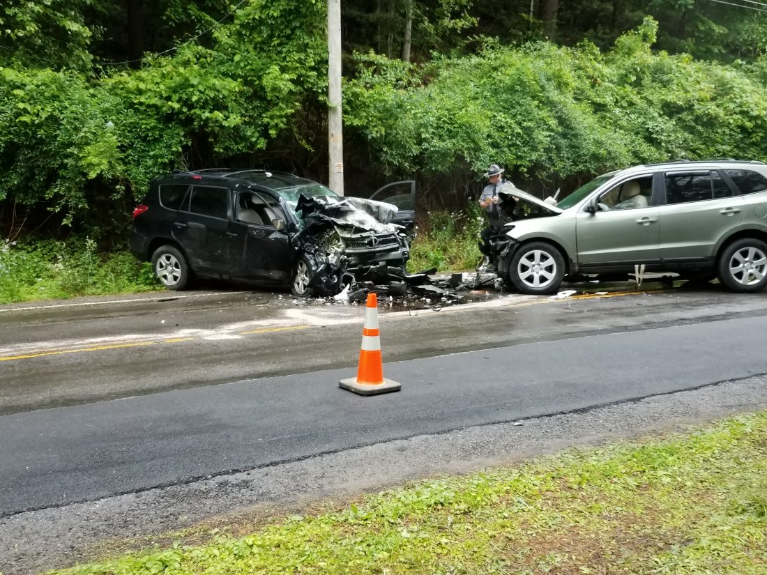 Violent crash near Barbours sends three to area hospitals | News