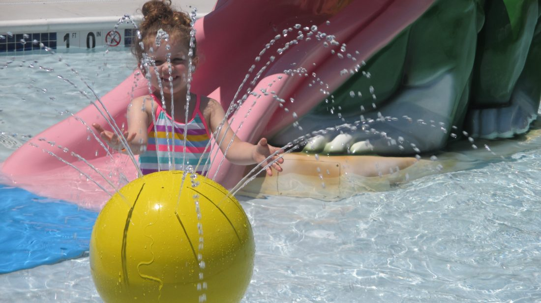 c392a61f16 Loyalsock Township pool offers new ways to play