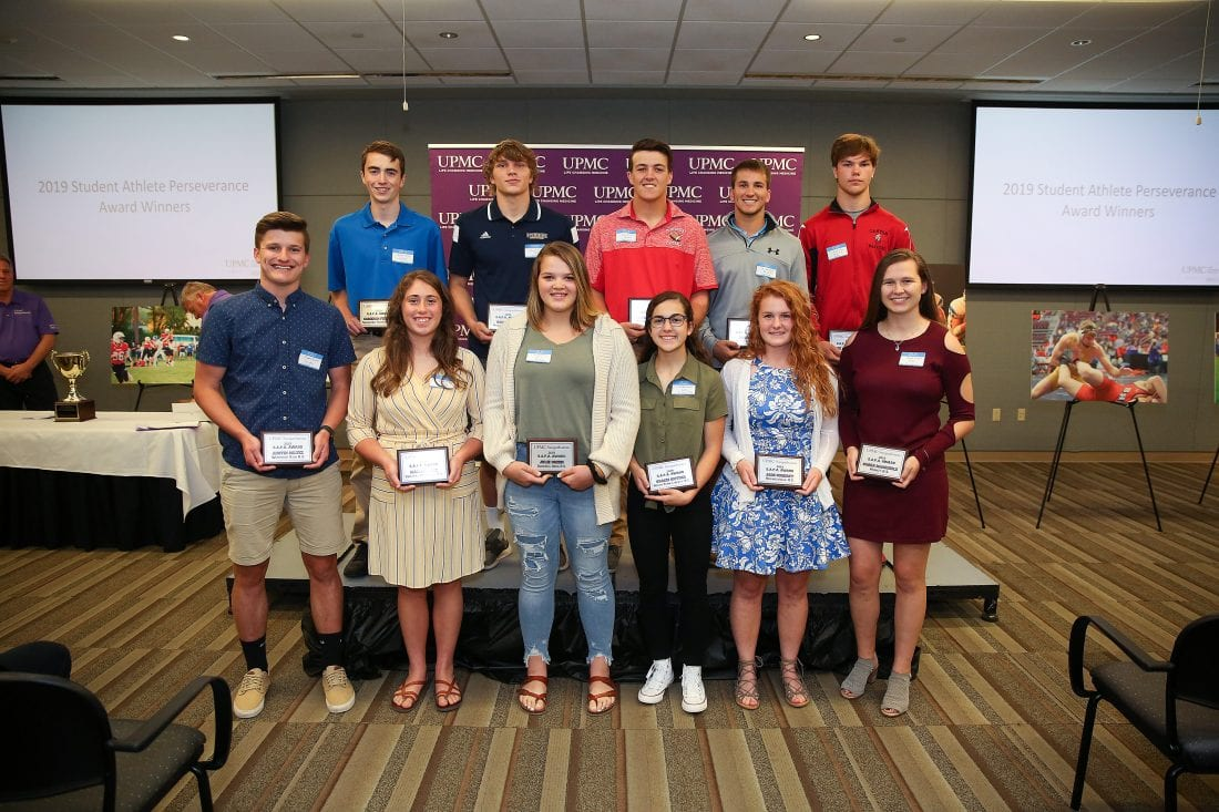 Athletes recognized by UPMC Susquehanna | News, Sports, Jobs