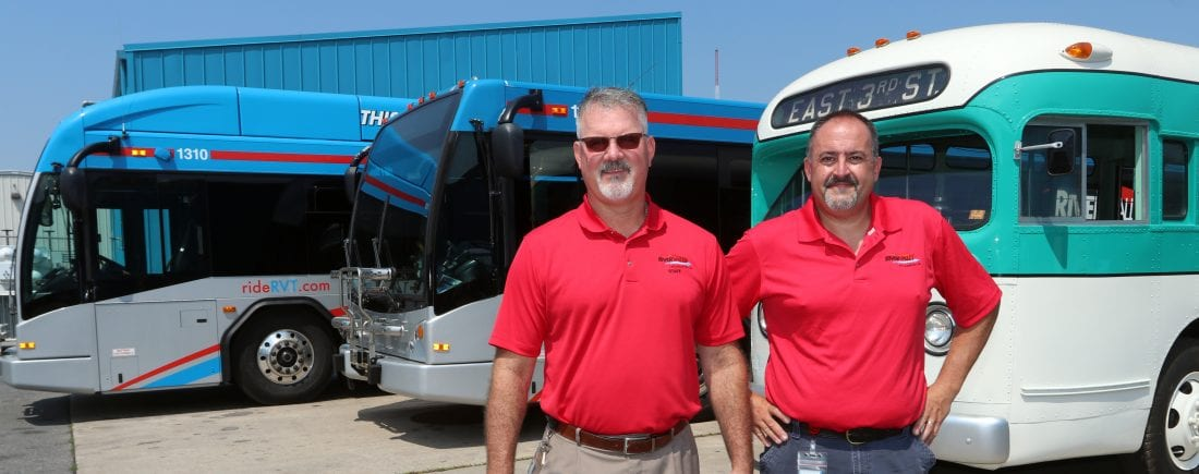 Regional bus service grows over 50 years | News, Sports