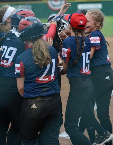 South Williamsport girls open LLWS with a victory | News, Sports