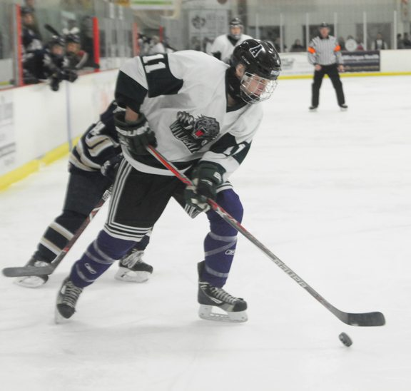 Northern Lights Arena Stampede: Plowman Nets OT Winner To Lift Wildcats Past Cadillac