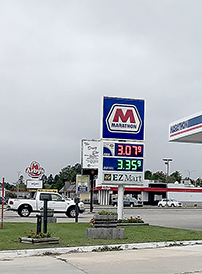 Gas prices nearing a 4-year high | News, Sports, Jobs - The