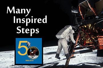 42e4f26e82a Moon landing 50th anniversary celebration starts April 27
