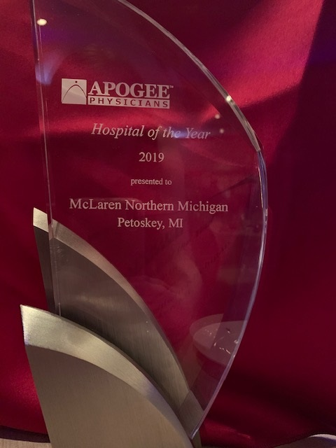 McLaren Northern Michigan named Hospital of the Year   News