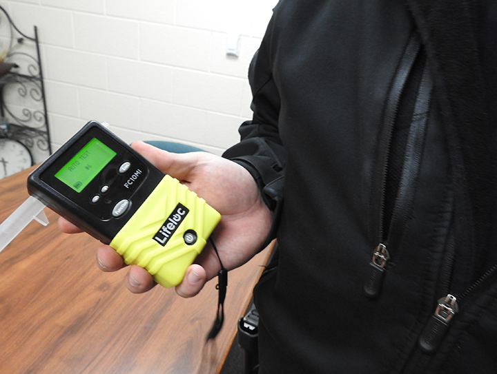 MSP pulls breath alcohol testing equipment, cites possible vendor fraud