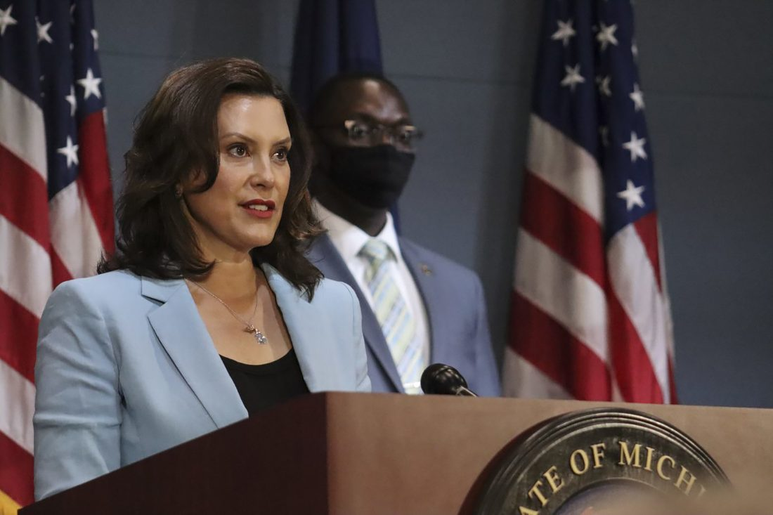 Whitmer closes Up North bars again | News, Sports, Jobs - The ...
