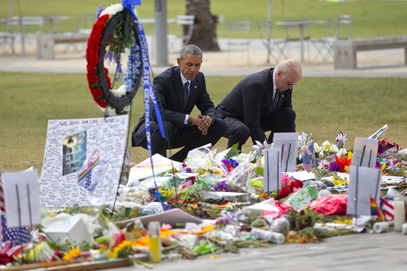 President Barack Obama Vice President Joe Biden Visit