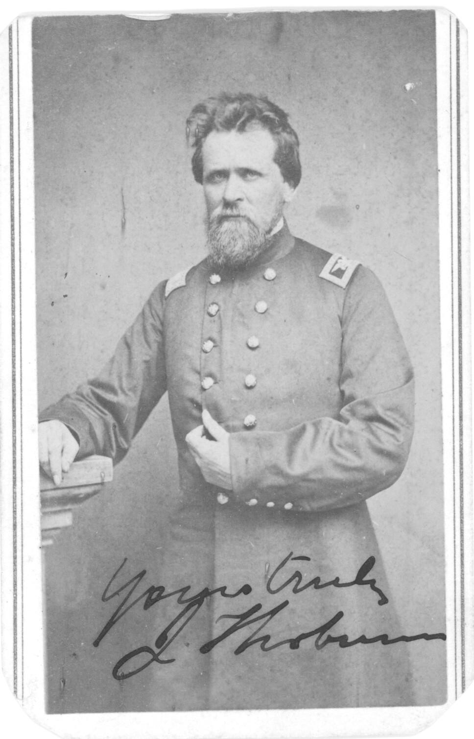 Joseph Thoburn The Life Of A Civil War Surgeon News
