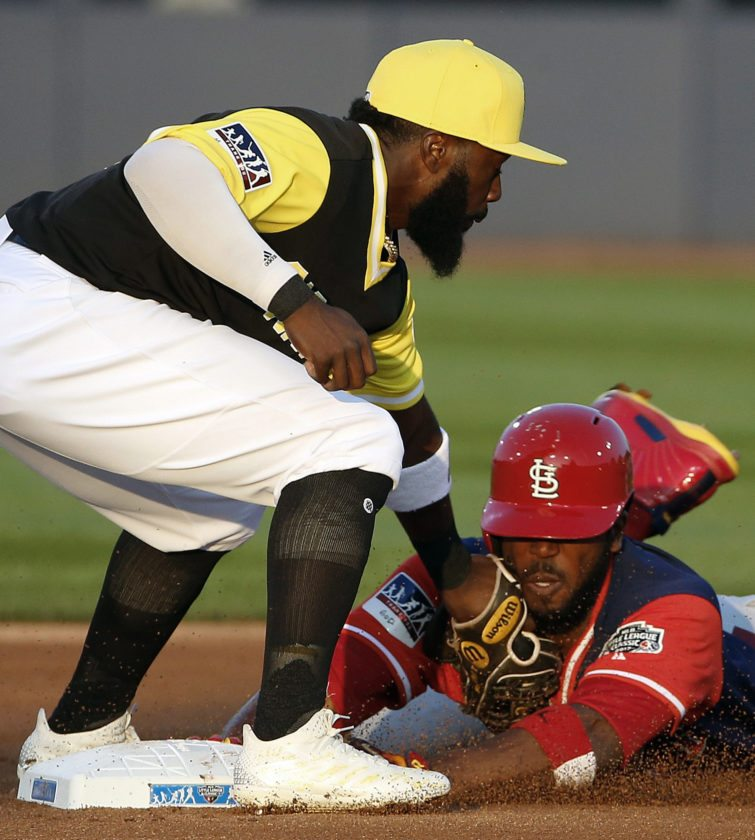 5d8ef5b0ba5 Bell Powers Pirates. Pirates knock off Cardinals in Williamsport. Top Sports