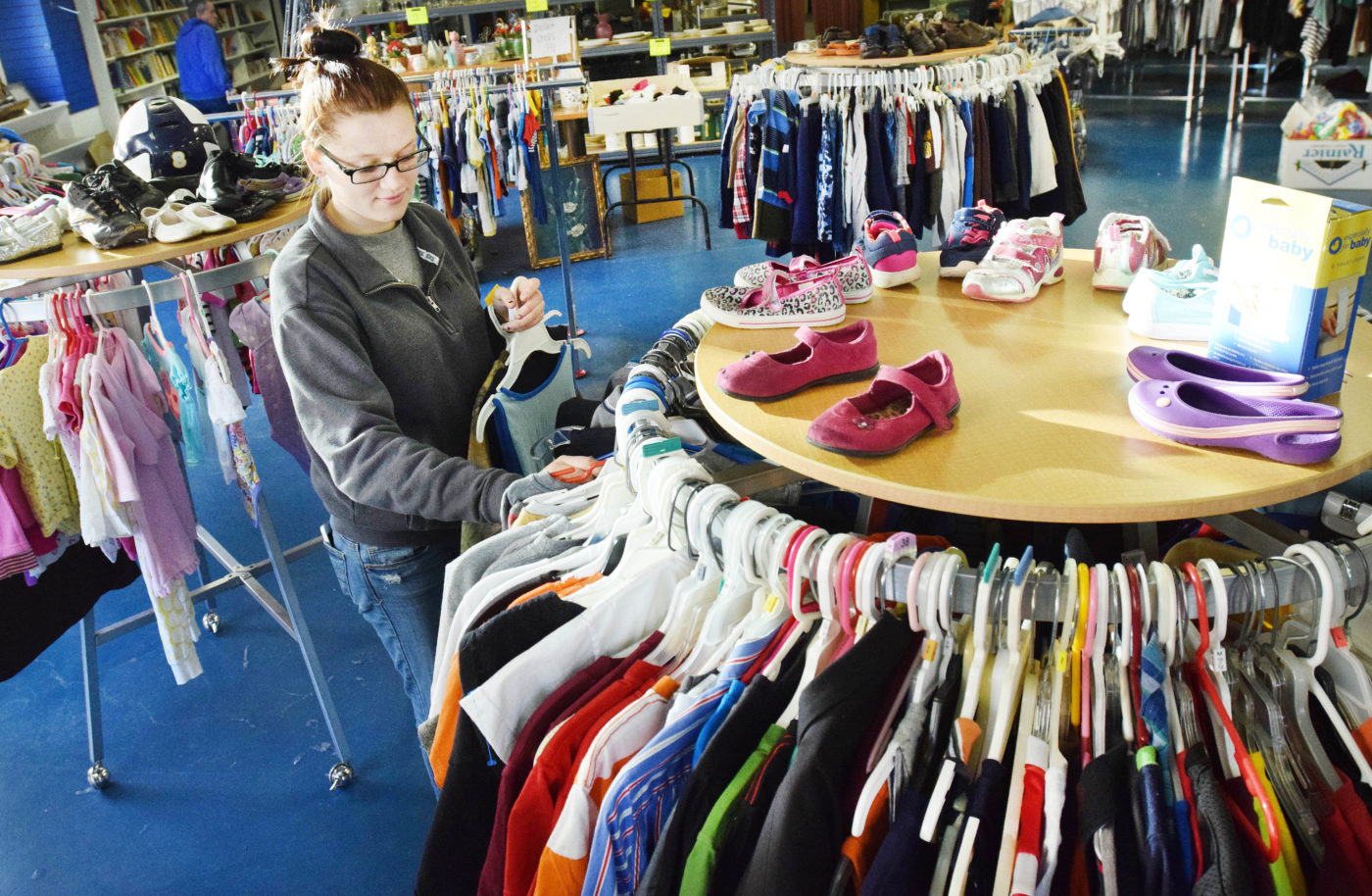 Proper Donation Drop Off Is Essential For Area Thrift