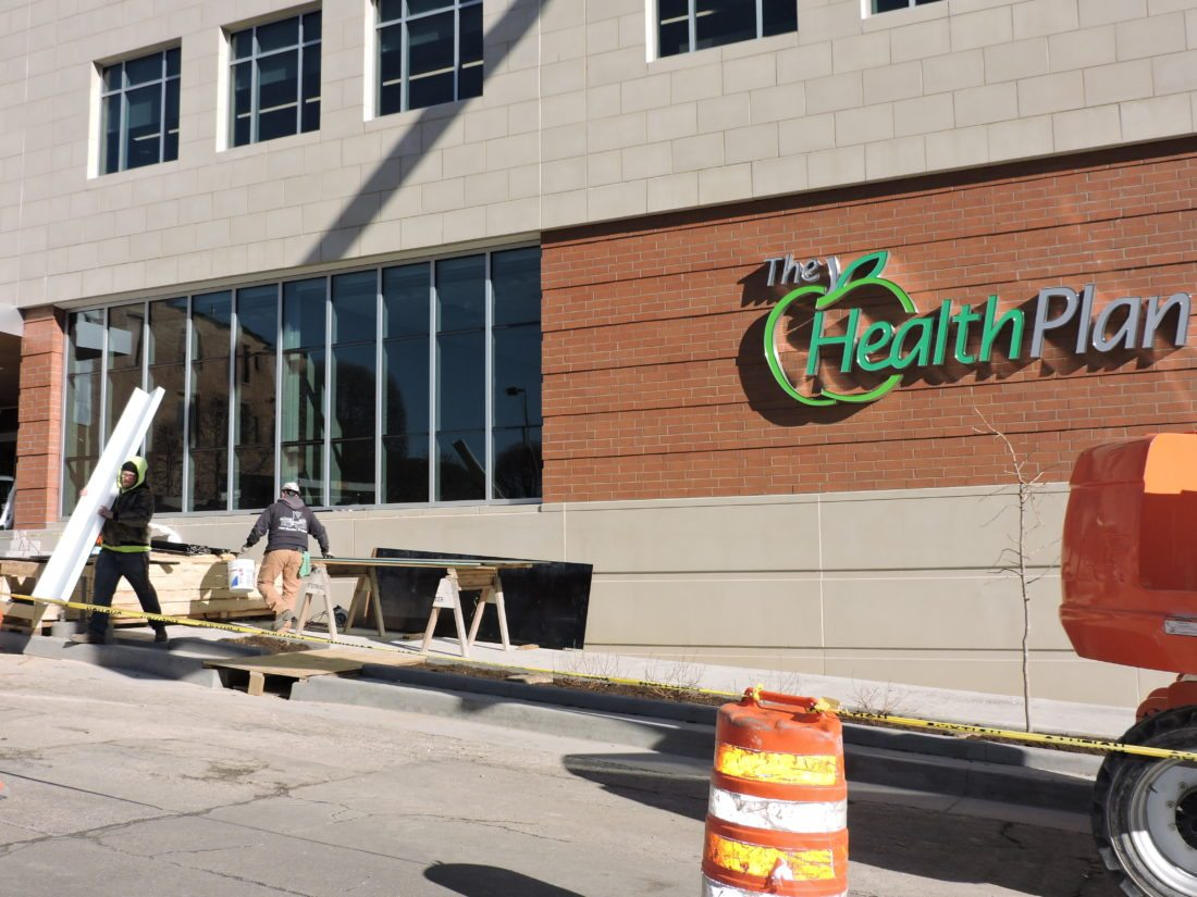 A New Day For Downtown As The Health Plan Opens Wheeling
