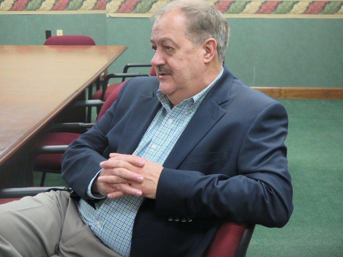 U.S. Senate Candidate Don Blan...