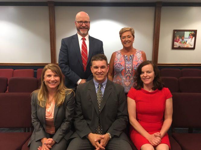 Ohio County Board Of Education Swears In New Members