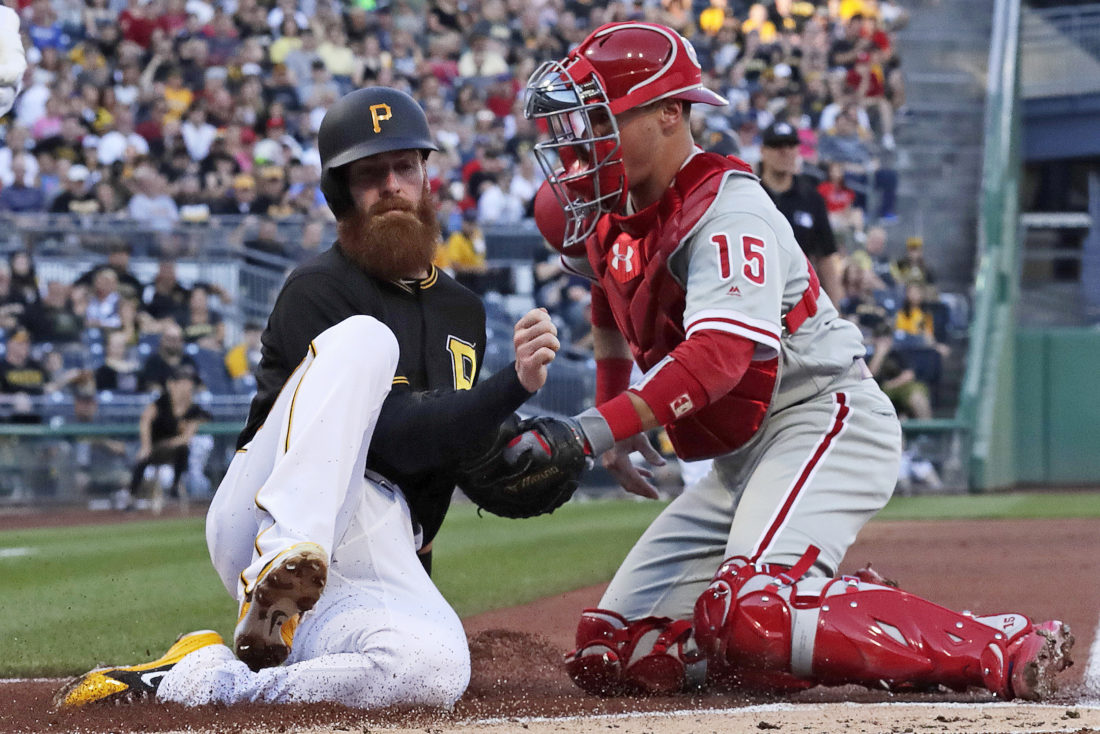 838d0b753 Pirates Fall to Phillies