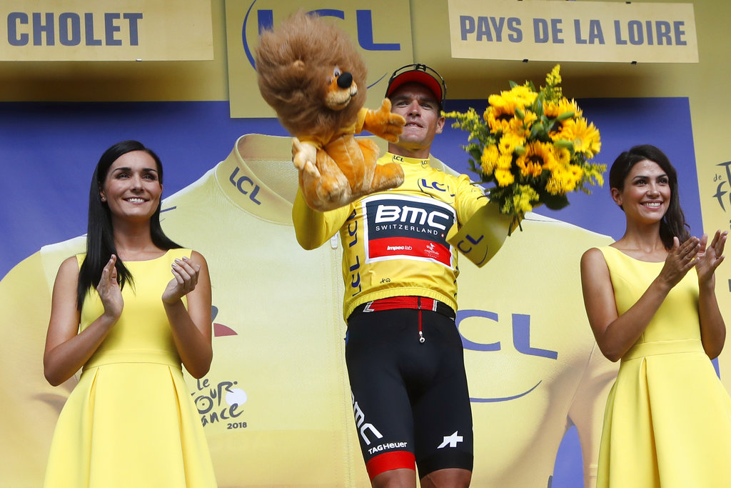 Slideshow Scenes From The Opening Stages Of The Tour De France