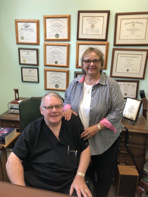 Wheeling Medical Pioneer To Hang Up Stethoscope | News