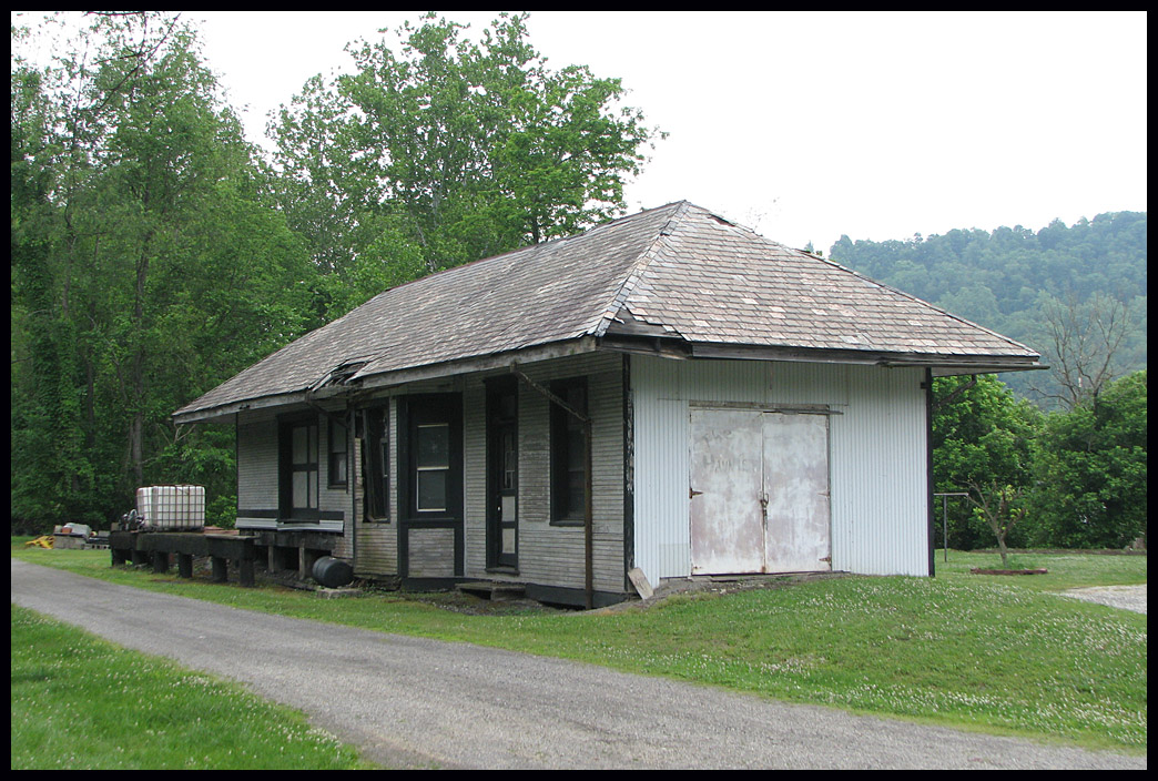 Old Railroad Depots Survive in Eastern Ohio | News, Sports, Jobs