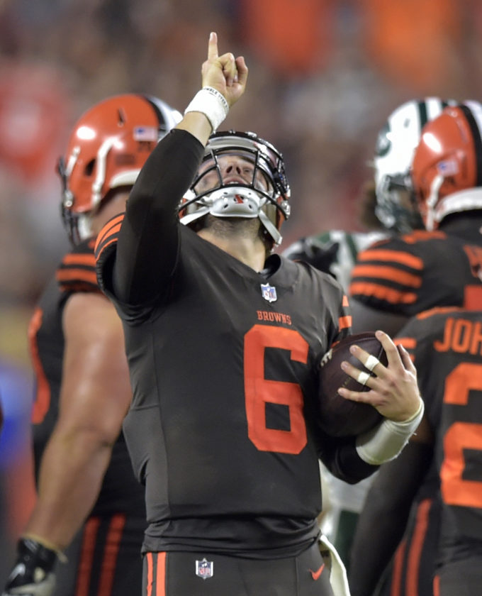 3e98297b4 Browns Win First Game Since 2016