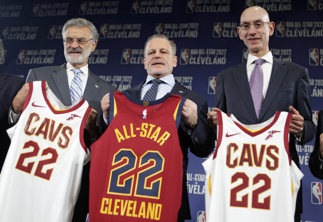 uk availability 0ac43 0cb1e Cleveland Awarded The 2022 NBA All-Star Game | News, Sports ...