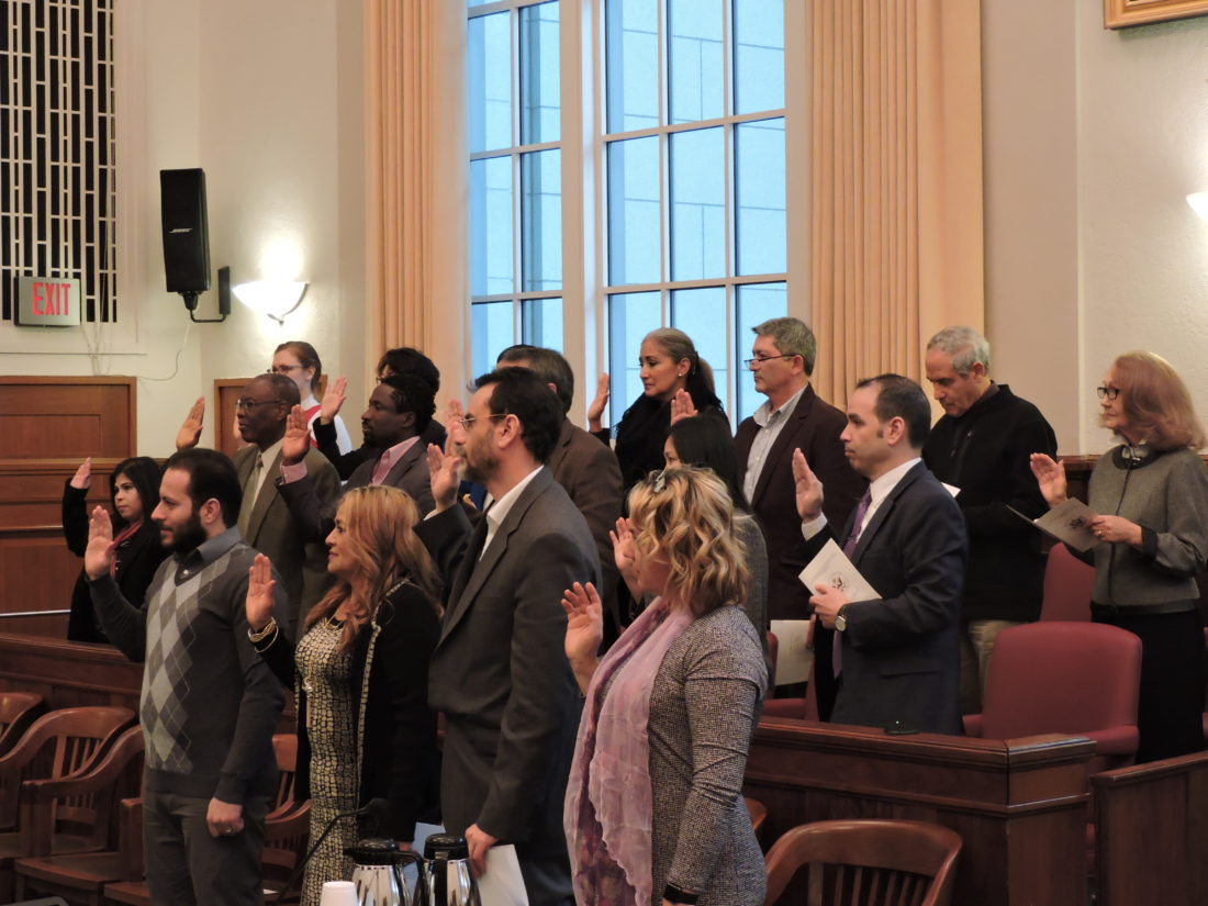 18 Naturalized as Citizens at Federal Courthouse in Wheeling | News
