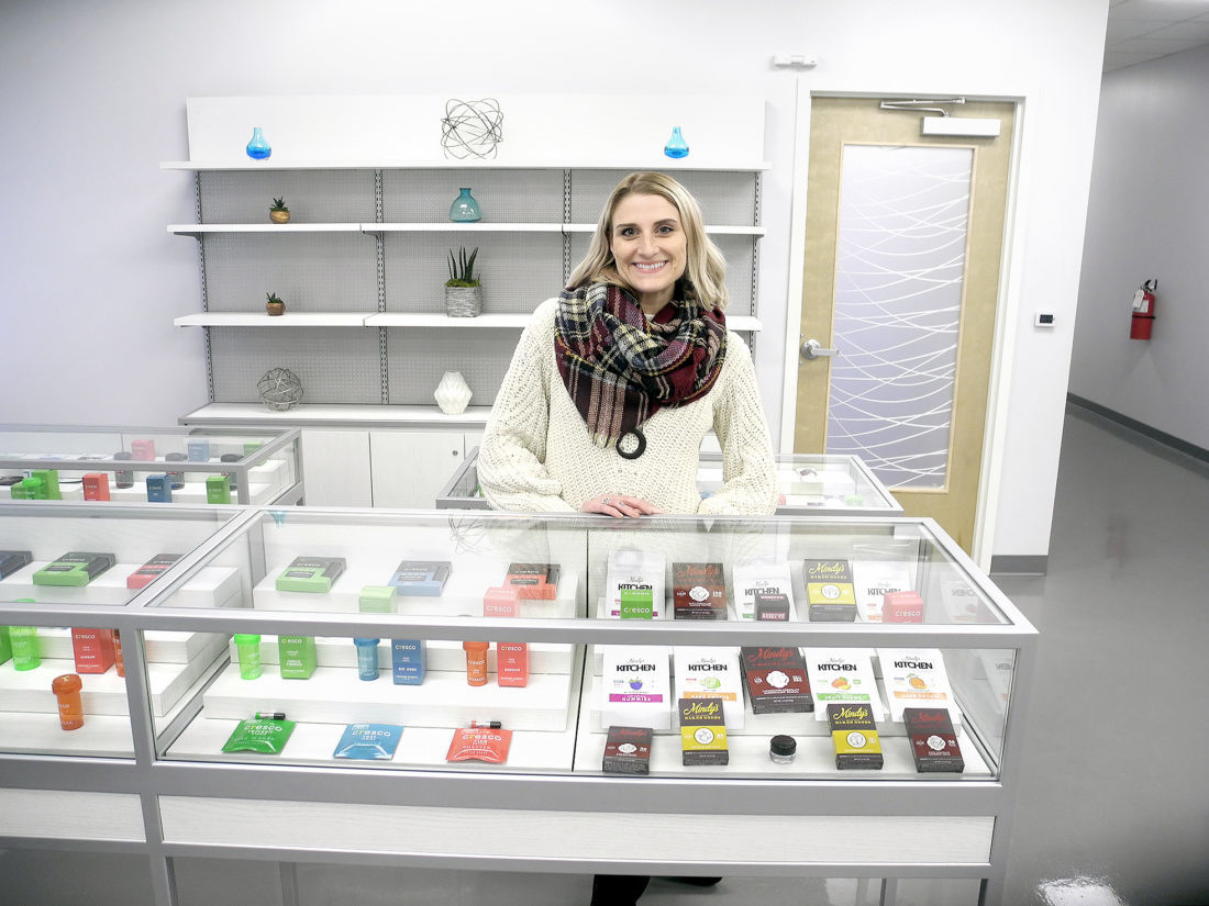 Medical Marijuana Shop Close To Opening In Wintersville