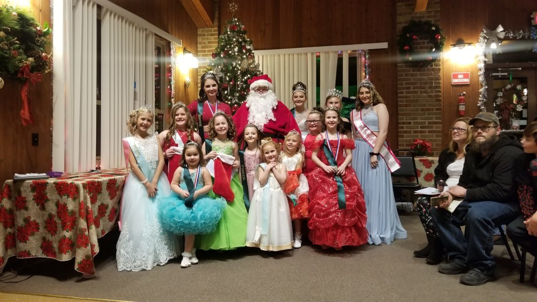 Christmas Pageant.Wellsburg Christmas Pageant And Tea Party Queens Court