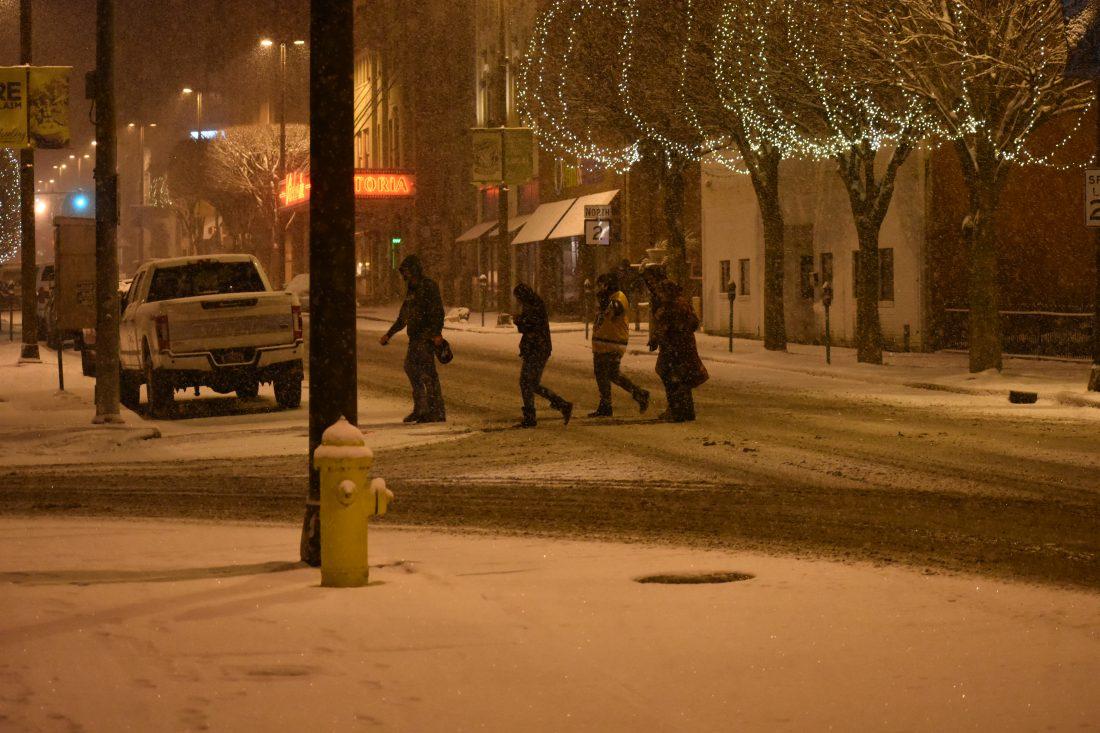 A Winter Wallop Slams Ohio Valley | News, Sports, Jobs - The