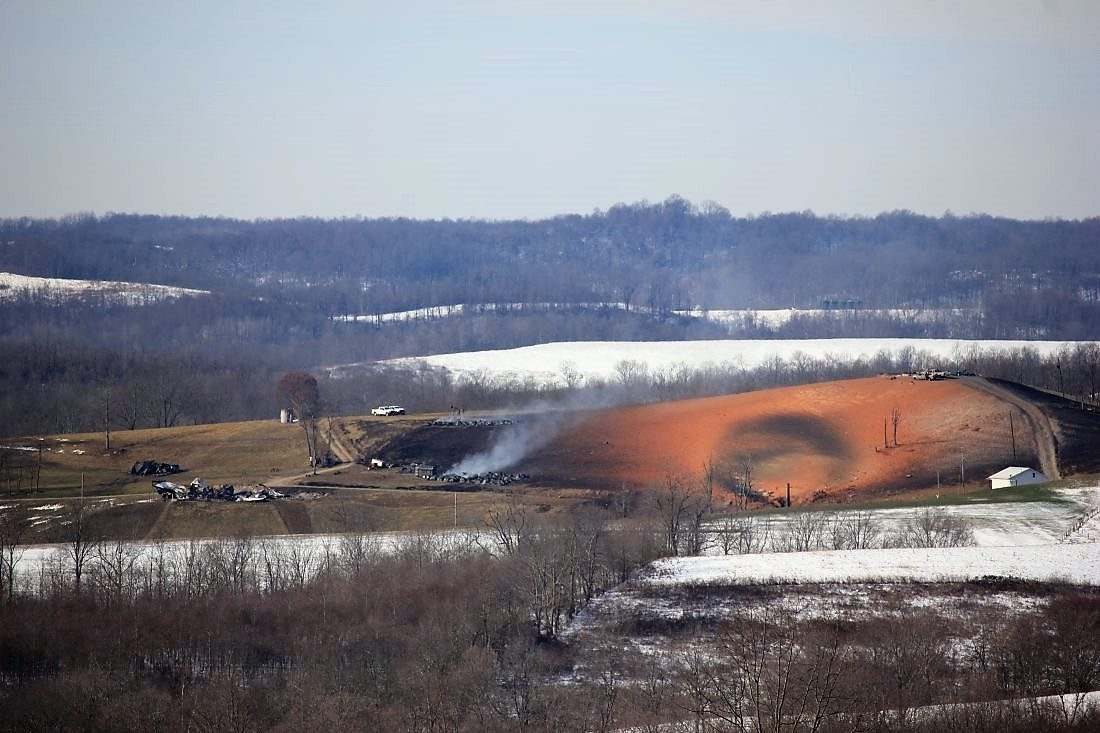 Investigators Probe Pipeline Blast in Noble County | News, Sports