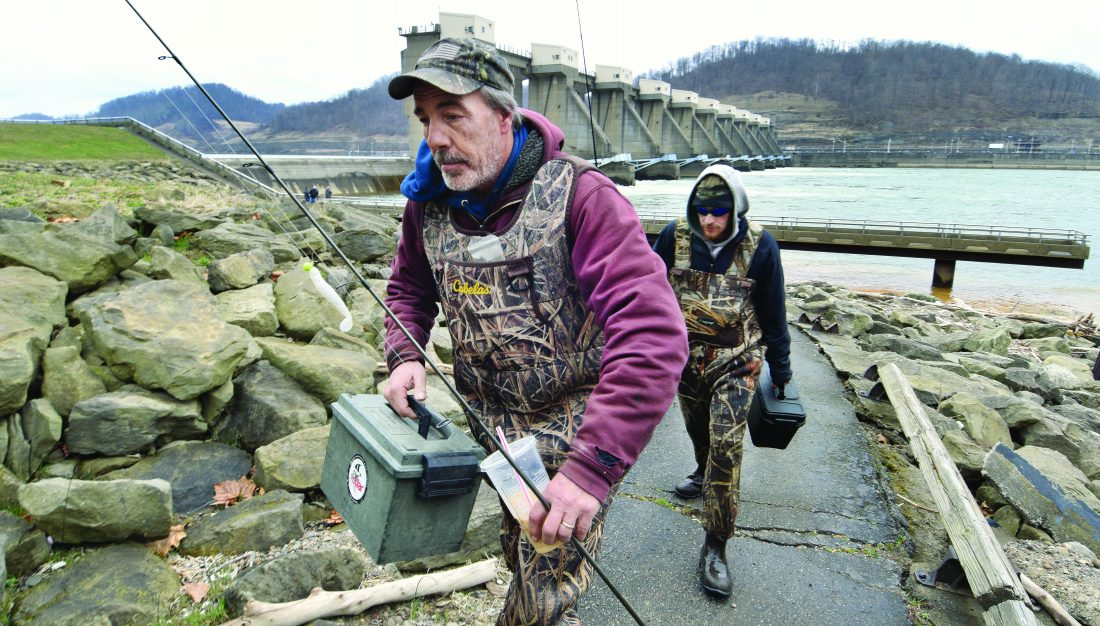 Take the Bait! Warmer Weather And Height Of Trout Stocking