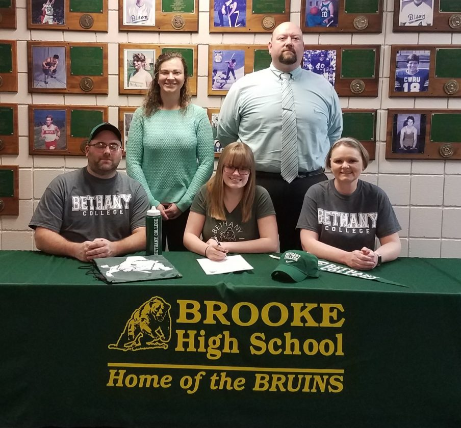 Haunted Places In Shelby Ohio: Brooke Swimming Standout Shelby Ferrell To Swim At Bethany