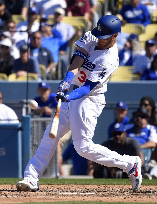 Dodgers Set HR Mark on Opening Day With Eight | News ...