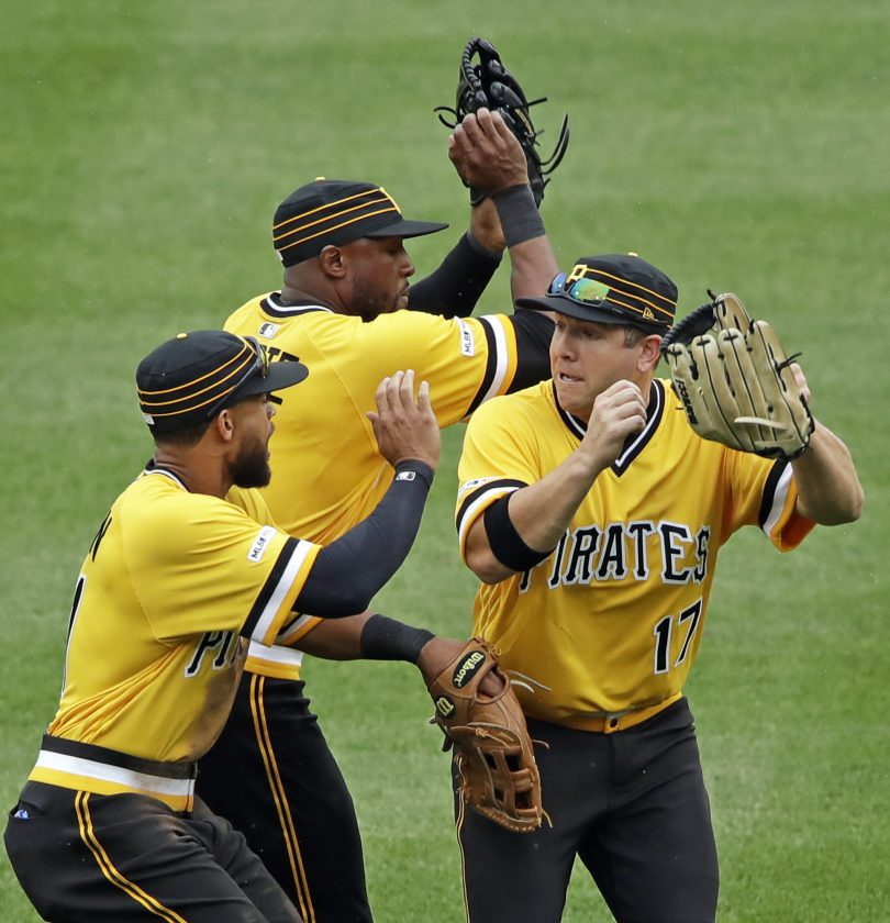 hot sale online 41e42 523a7 Pirates Get 1st Sweep Of Season | News, Sports, Jobs - The ...