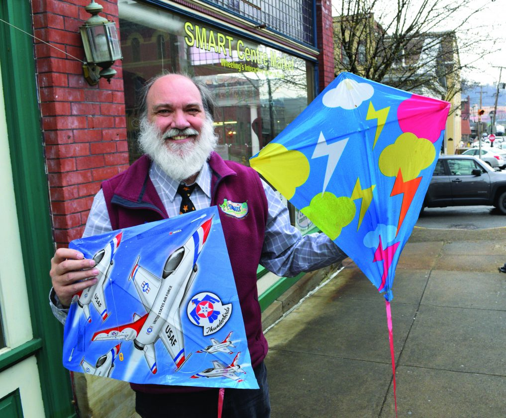 14th Annual West Virginia Kite Festival Scheduled April 27 at Brooke