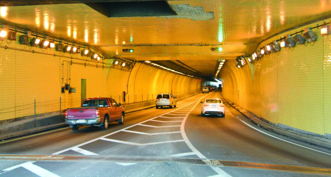 How Much Does It Cost To Patch A Tire >> West Virginia Division of Highways Officials Offer No Plan to Address Wheeling Tunnel Issues ...