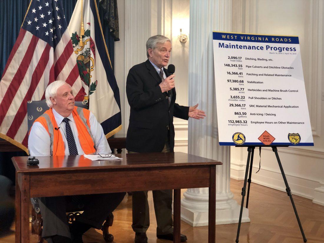 Gov  Justice, Transportation Officials Give Update on