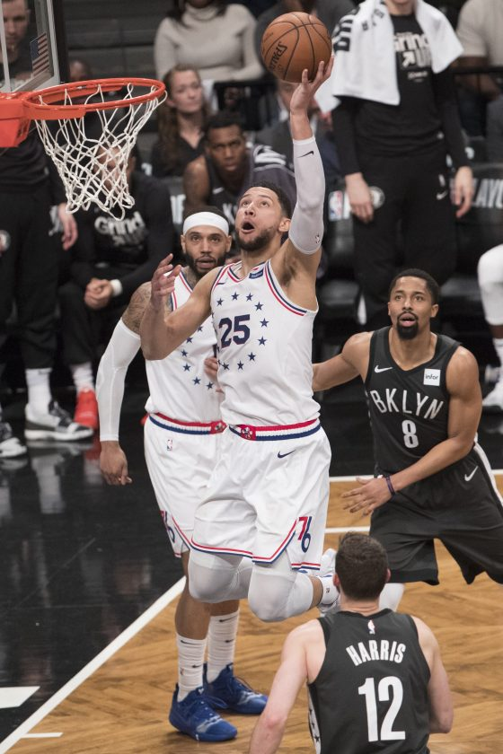 76ers Take Down Nets | News, Sports, Jobs - The Intelligencer