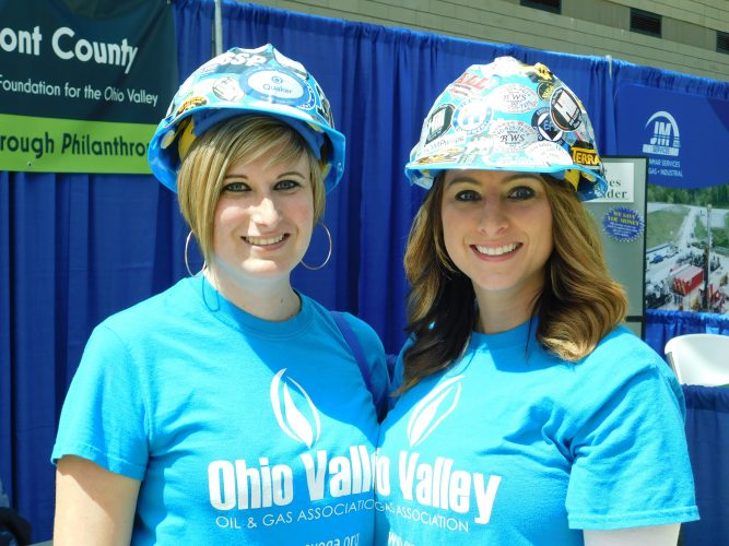 Ohio Valley Regional Oil and Gas Expo at Carnes Center in